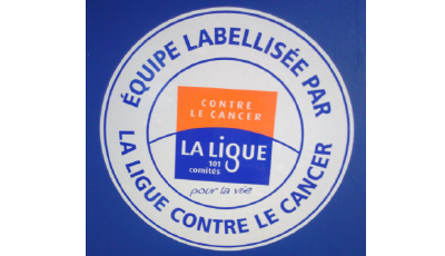 "Image of the ""Ligue contre le cancer"""